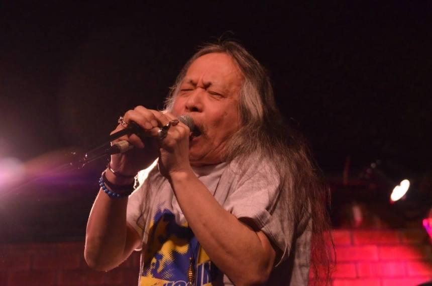 Damo Suzuki באוזןבר. צילום: יובל אראל