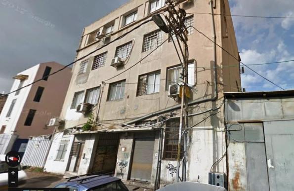 זירת הרצח ברחוב בן עטר. צילום: google maps