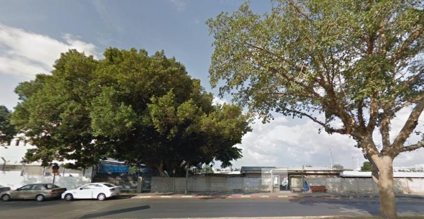 מתחם בלום הרצל 172. צילום: המפיות של גוגל