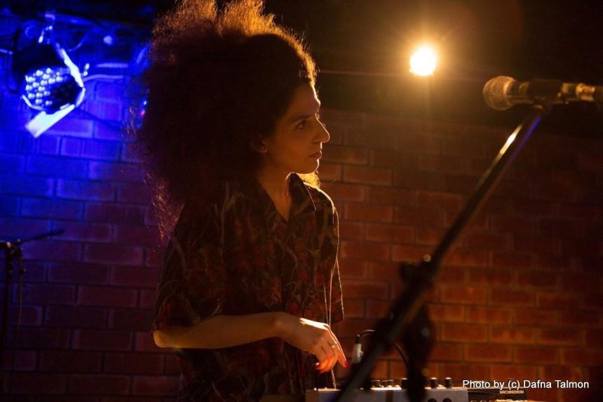 עינב ג'קסון כהן שרה פוליאנה פרנק. צילום: דפנה טלמון