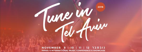 Tune In Tel Aviv 2016