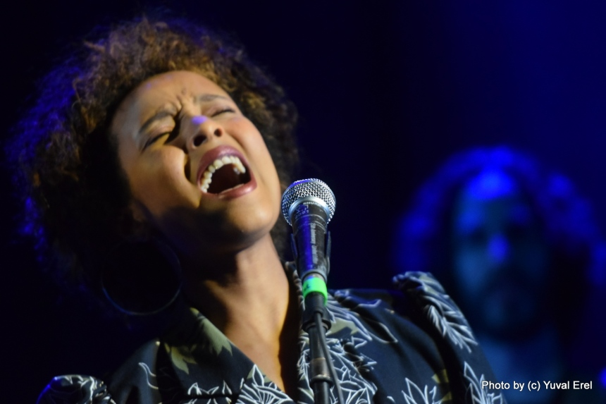 אסתר רדא חוזרת לפסטיבל הג'אז של תל אביב. צילום: יובל אראל