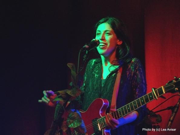 אורקה טפלר, מוכשרת כריזמטית ומוסיקלית. צילום: לאה אבישר
