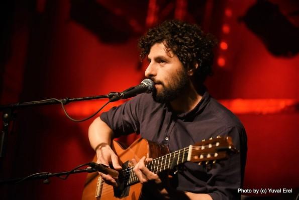 חוזה גונזלס, תל אביב. צילום: יובל אראל
