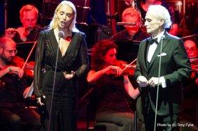 הקונצרט של חוזה קראררס בפסטיבל מדיטרנה. צילום: טוני פיין