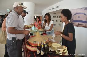 הסיגדיאדה השביעית בתל אביב. צילום: שילי אראל