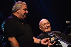 יום הולדת 90 למוריס אל מדיוני. צילום יובל ושילי אראל