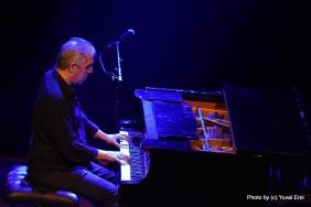 בעז, פסנתר וכינור. צילום יובל אראל