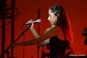 יעל קראוס בפסטיבל הפסנתר. צילום יובל אראל