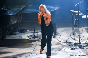 מארינה מקסימיליאן - מופע סולו חדש. צילום יובל אראל