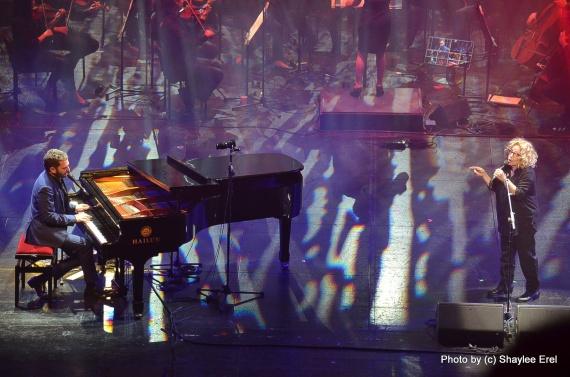 שלומי שבן בפסטיבל הפסנתר 2018. צילום: שילי אראל