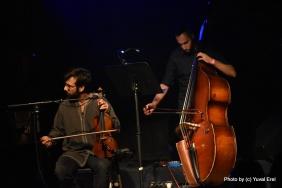 פסטיבל חשיפה בינלאומית למוזיקה 2018 | ג'אז ומוזיקת עולם. צילום יובל אראל