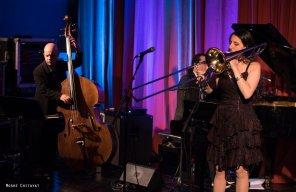 פסטיבל הג'אז של תל אביב, ערב ראשון. צילום משה צ'יטיאת