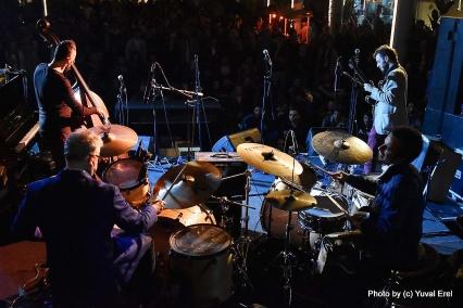 ג'אז בתדר - ג'אז מאגרב סופר גרופ - צפון-מערב אפריקה פינת ג'אז. צילום יובל אראל