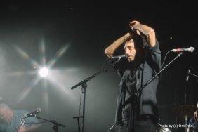 אלון עדר ולהקה. צילום אורית פניני