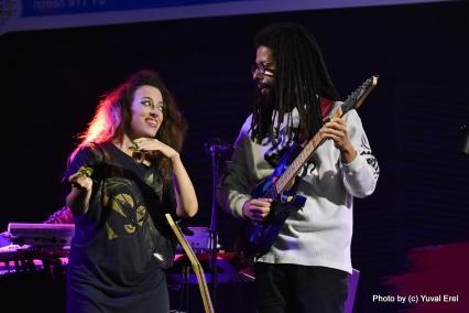פסטיבל ג'אז תל אביב 2018. צילום יובל אראל