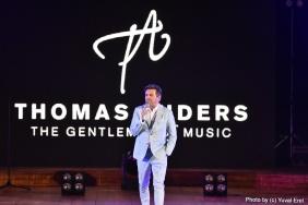 Thomas Anders & Modern Talking Band. צילום יובל אראל