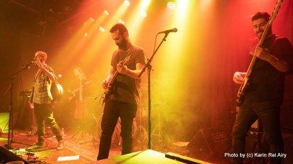 אלון גילרון - השקת אלבום. צילום קארין איירי